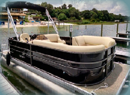 pontoon boats